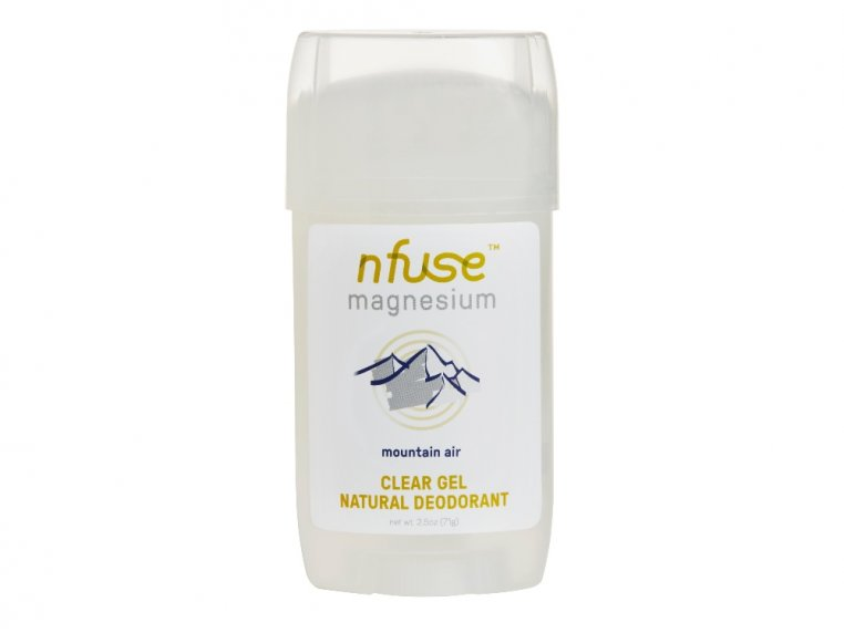 All-Natural Magnesium Gel Deodorant by nfuse - 7