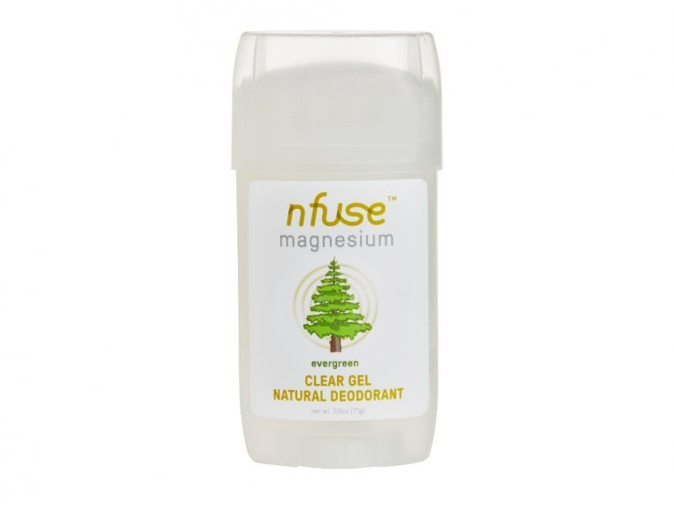 All-Natural Magnesium Gel Deodorant by nfuse - 8