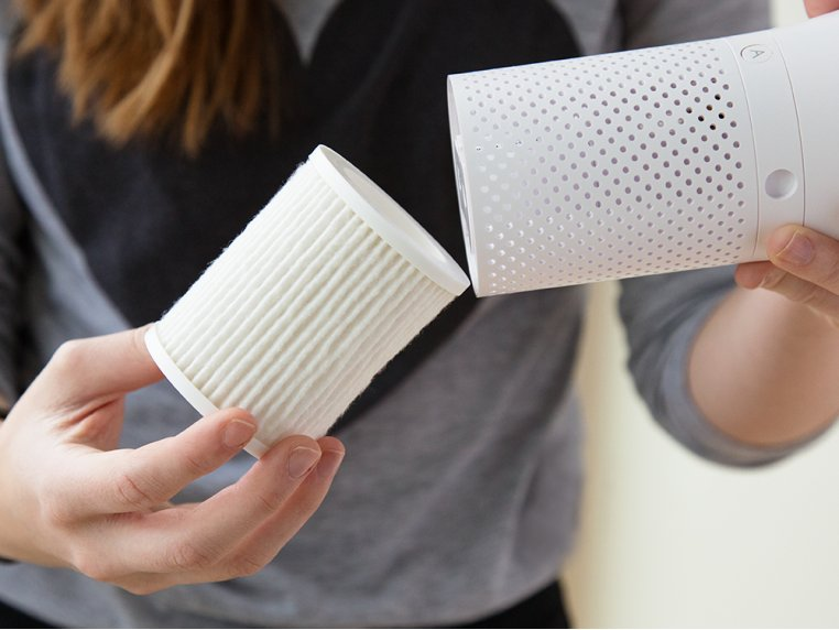 Smart Air Purifier Replacement Filter by Wynd - 2