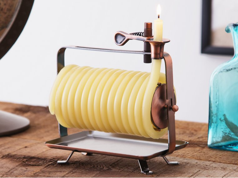 Self-Extinguishing Coil Candle by Candle by the Hour - 2