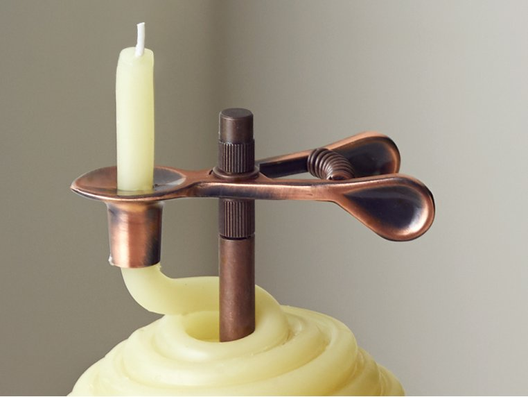 Beehive Coil Candle by Candle by the Hour - 2