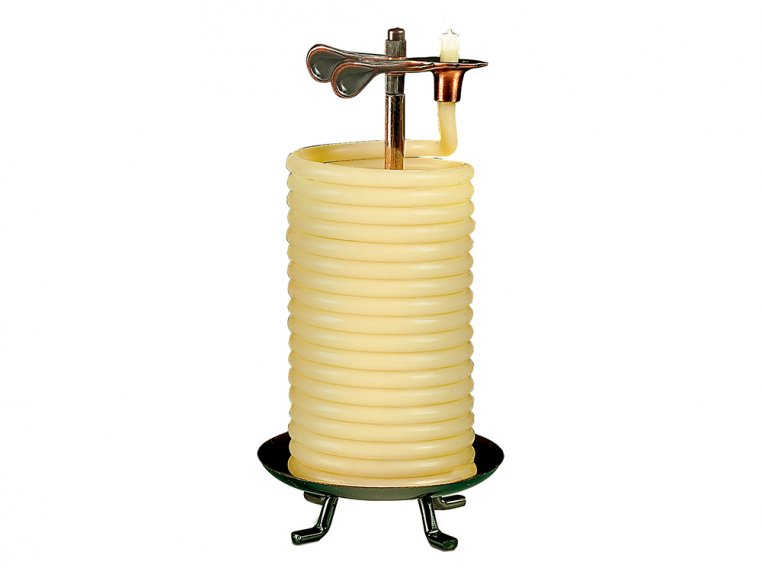 Self-Extinguishing Coil Candle by Candle by the Hour - 6