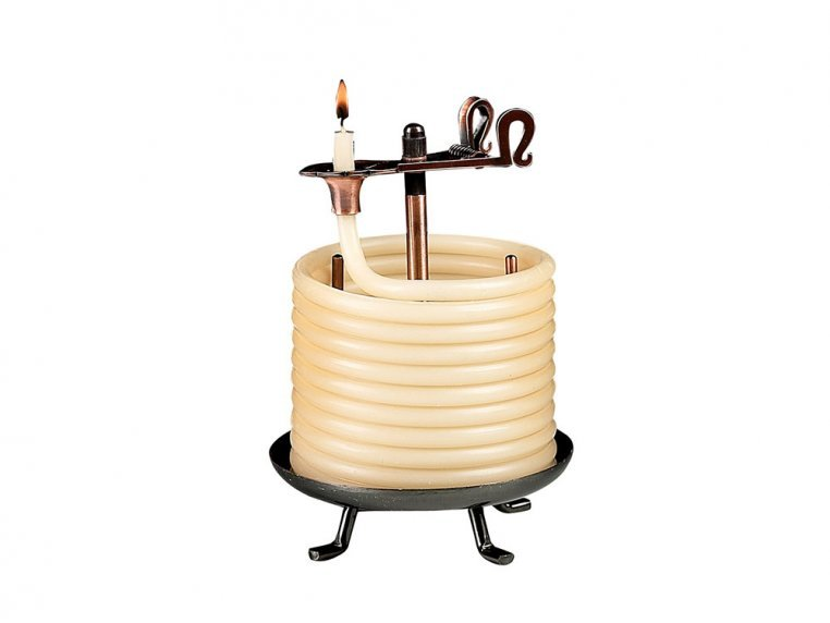 Self-Extinguishing Coil Candle by Candle by the Hour - 9