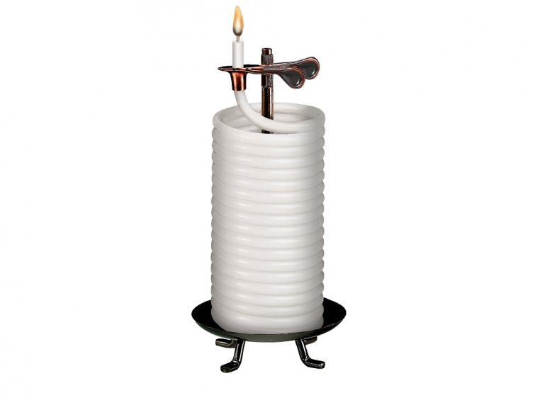Holiday Coil Candle by Candle by the Hour - 6
