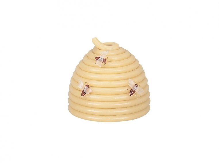 Beeswax Coil Candle Refill by Candle by the Hour - 10