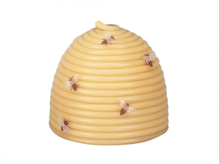 Beeswax Coil Candle Refill by Candle by the Hour - 11