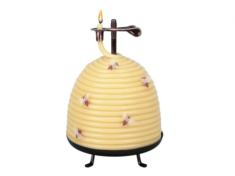 Beehive Coil Candle by Candle by the Hour - 4