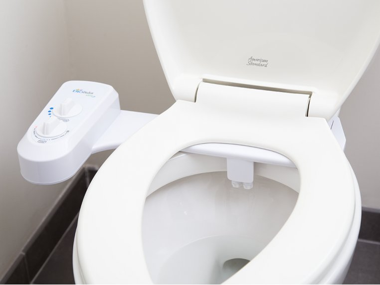 Non-Electric Bidet Toilet Attachment by BioBidet - 1