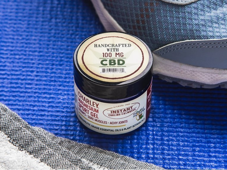 CBD-Infused Ache & Inflammation Relief by Mindful Mixtures - 1