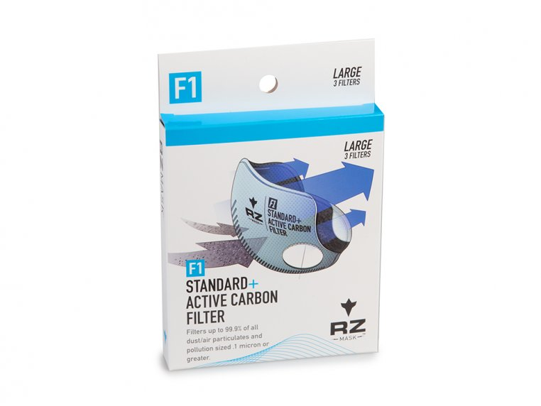 Dust Mask Replacement Filters by RZ Mask - 3