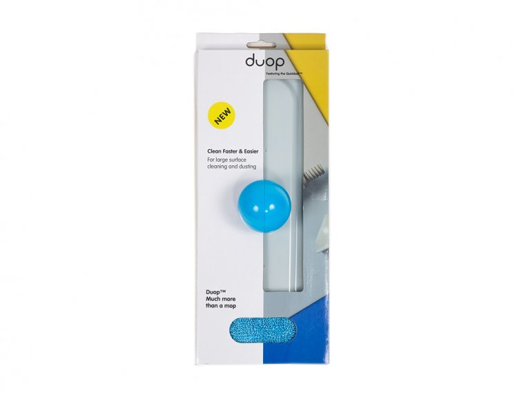 360° Mop Additional Cleaning Heads by The Duop - 5