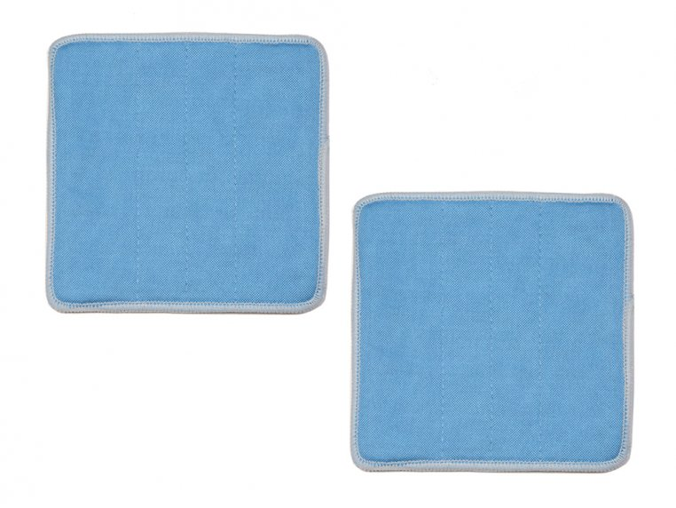"360° Mop 6"" Glass Cleaning Pads by The Duop - 5"