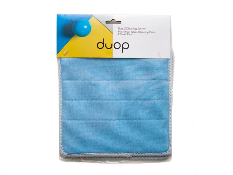 "360° Mop 6"" Glass Cleaning Pads by The Duop - 6"