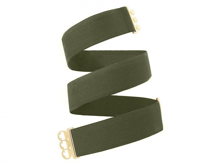 Low Profile Stretch Belt by Unbelts - 8