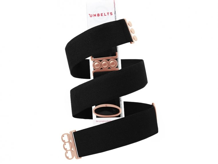 Low Profile Stretch Belt by Unbelts - 30