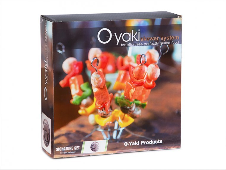 Standing Skewer Cooking System by O-Yaki - 7