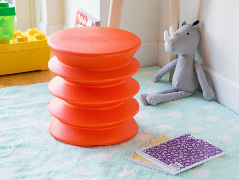 Kids Active Sitting Stool by ErgoErgo - 2