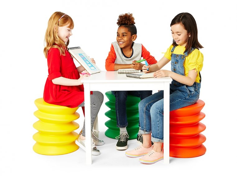 Kids Active Sitting Stool by ErgoErgo - 3