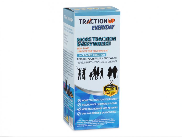 Anti-Slip Shoe Traction Solution by Traction Up - 5