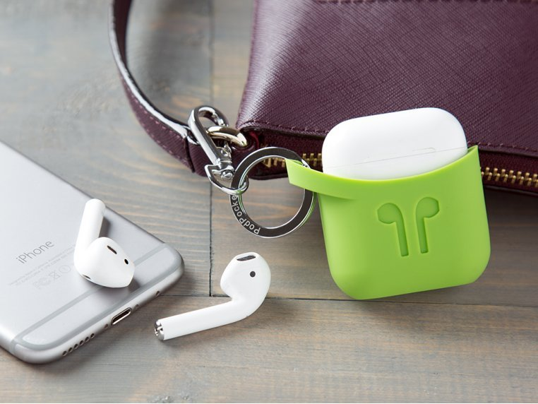 AirPods Protective Silicone Case by PodPocket - 3