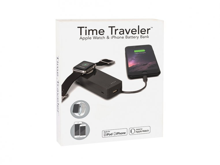 iPhone & Apple Watch Battery Bank by Time Traveler - 6