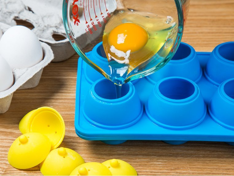 Silicone Egg Boiler by Eggibles - 2