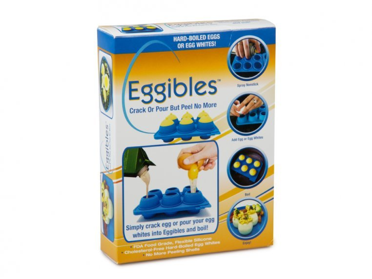Silicone Egg Boiler by Eggibles - 9