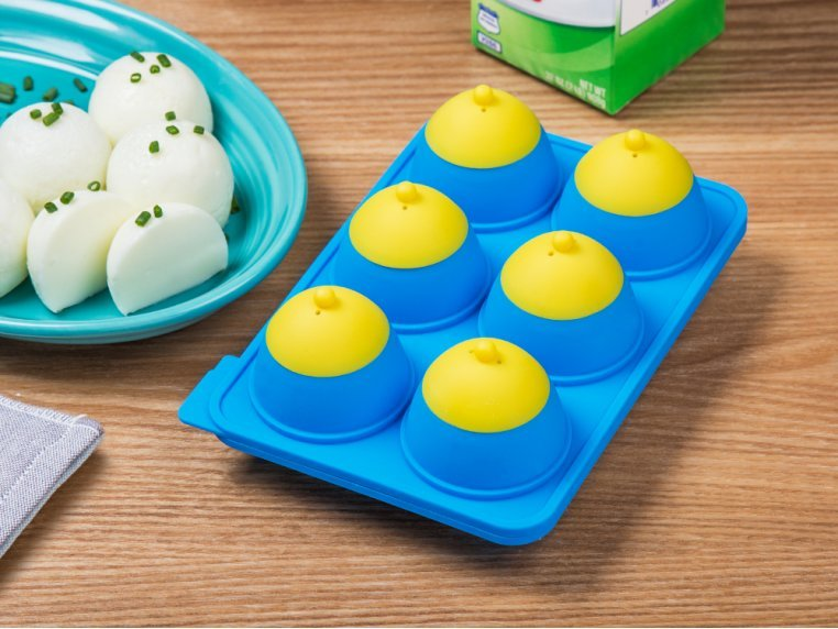 Silicone Egg Boiler by Eggibles - 1