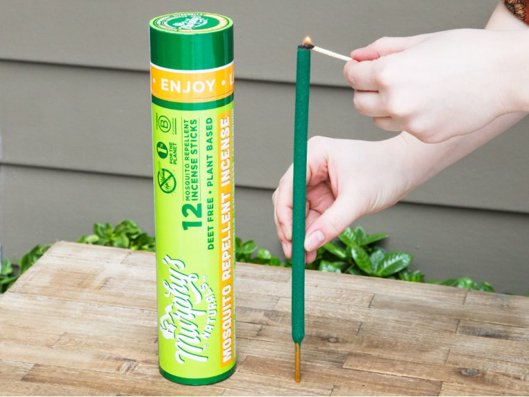 Mosquito Repellent Incense Sticks by Murphy's Naturals - 2