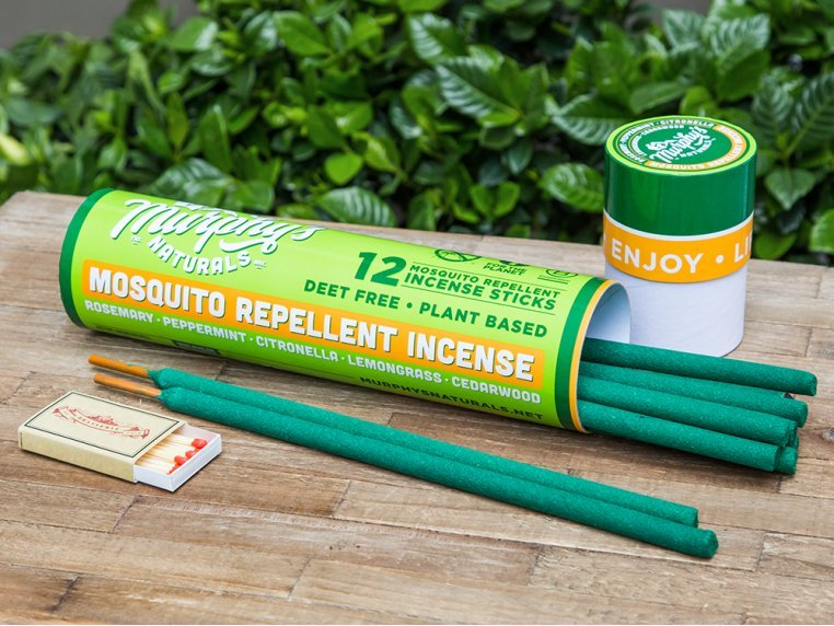 Mosquito Repellent Incense Sticks by Murphy's Naturals - 1
