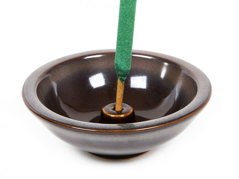 Ceramic Incense Holder by Murphy's Naturals - 3