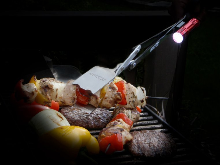 3-in-1 BBQ Tool by BBQ Croc - 4