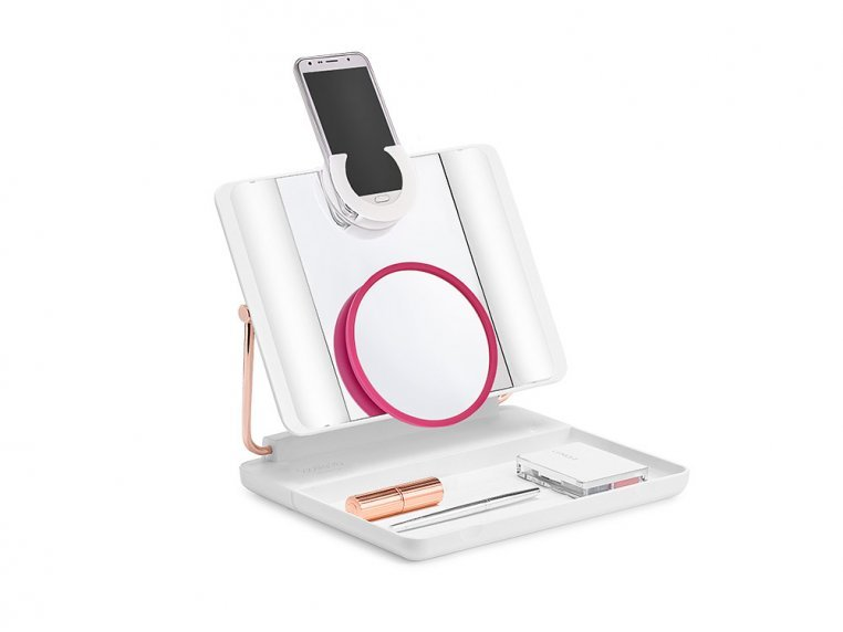 Bright Daylight LED Makeup Mirror 2.0 by Spotlite HD - 9