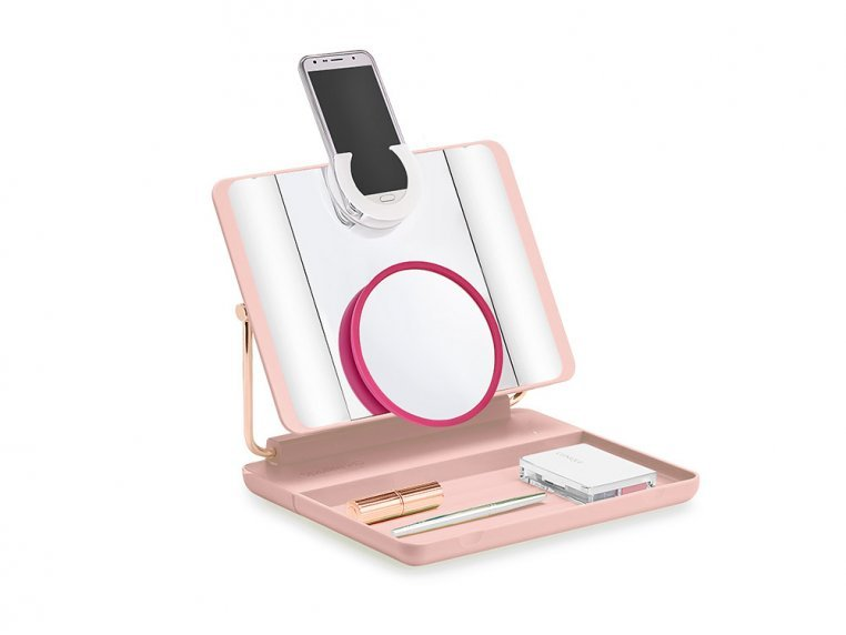 Bright Daylight LED Makeup Mirror 2.0 by Spotlite HD - 10