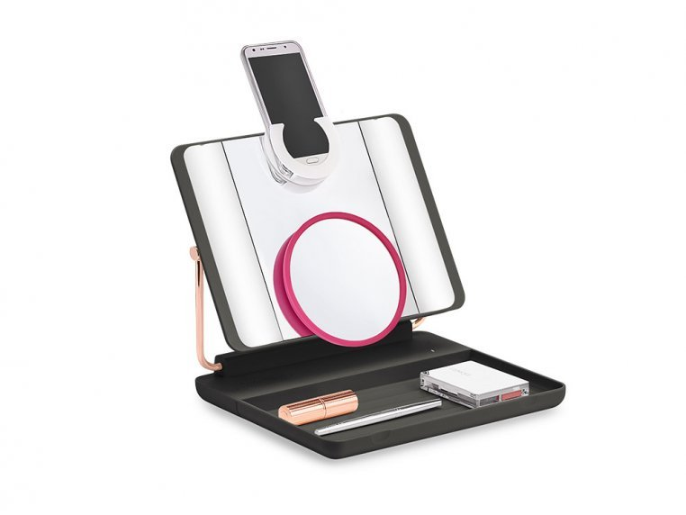Bright Daylight LED Makeup Mirror 2.0 by Spotlite HD - 11