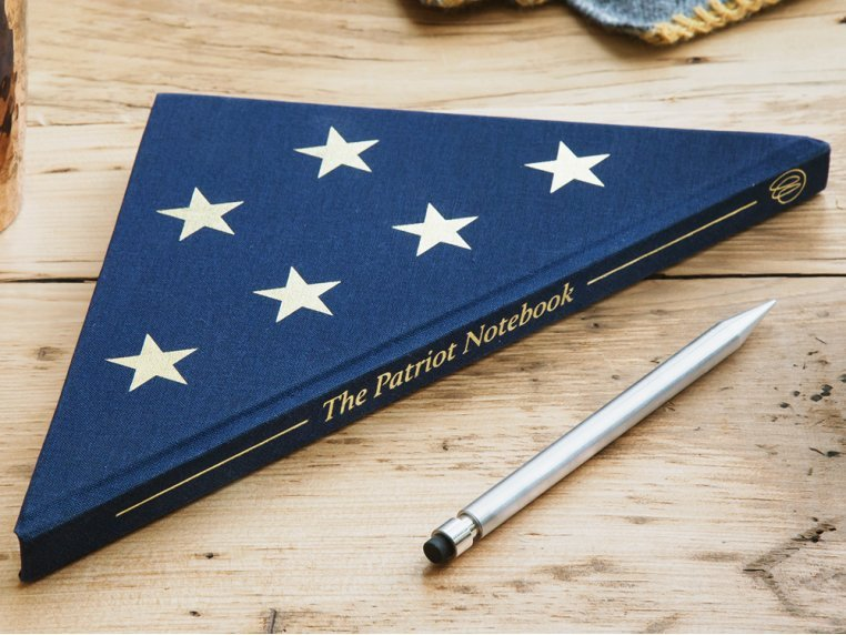 The Patriot Notebook by Inspire Good Publishing Co. - 1