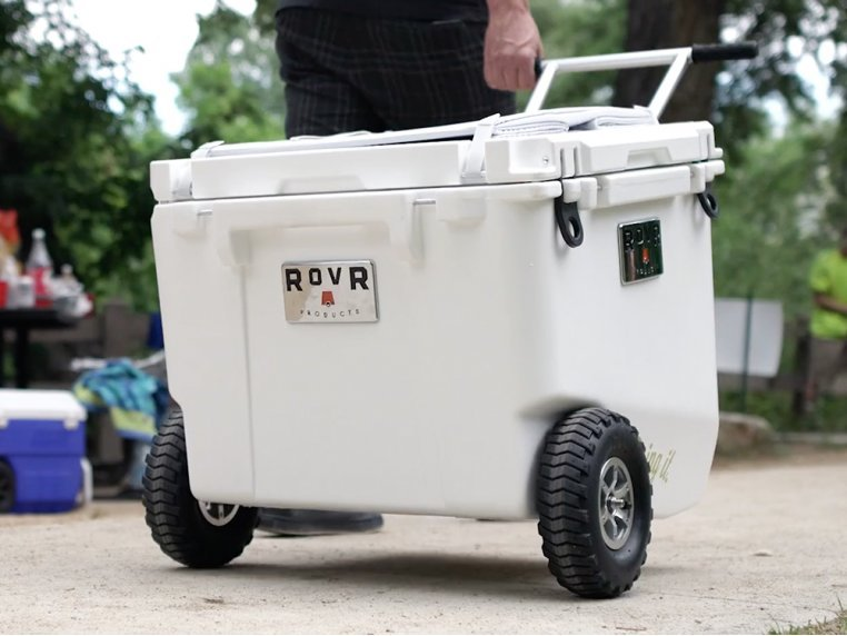 High Performance Cooler with Wheels by RovR - 1
