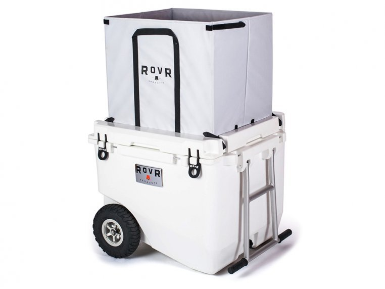 High Performance Cooler with Wheels by RovR - 8