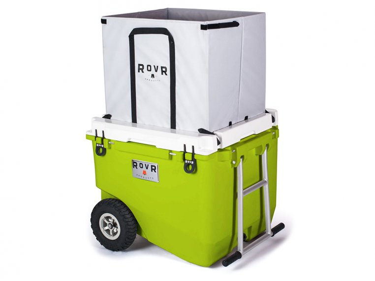High Performance Cooler with Wheels by RovR - 10