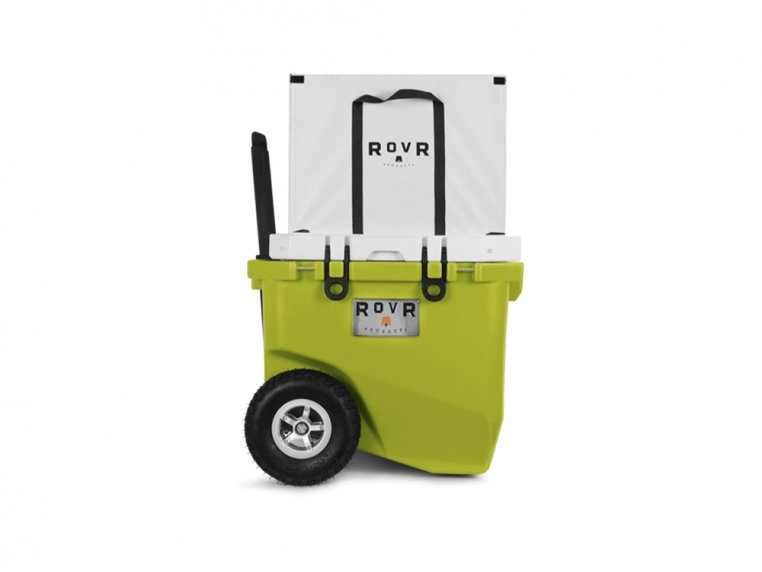 High Performance Cooler with Wheels by RovR - 9