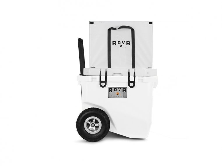 High Performance Cooler with Wheels by RovR - 11