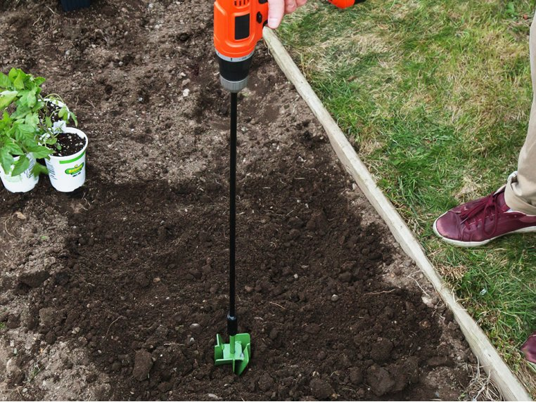 Garden Hole Digging Extension by The Maxbit - 1