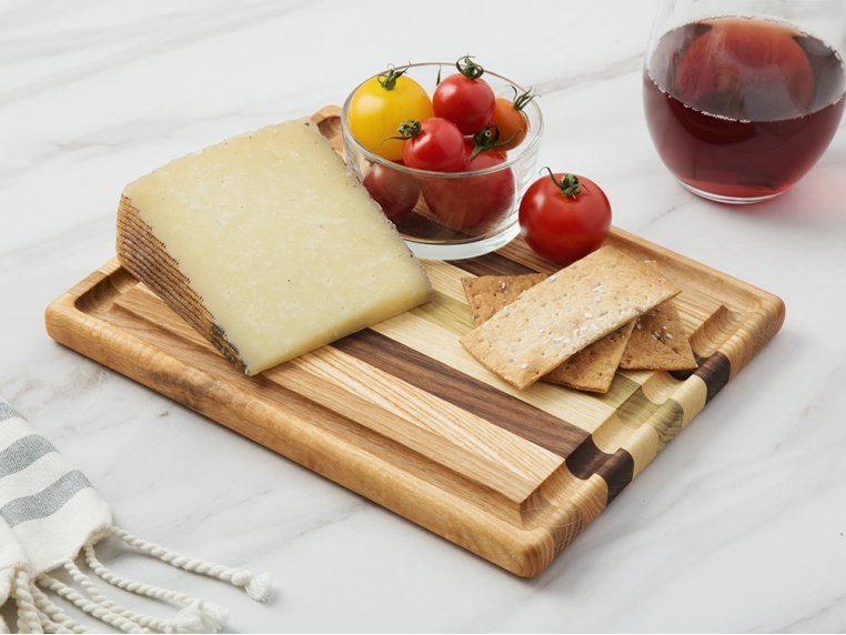 Handcrafted Grooved Cutting Board by Dickinson Woodworking - 2