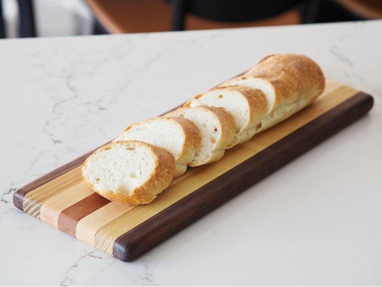Handcrafted Bread Board by Dickinson Woodworking - 2