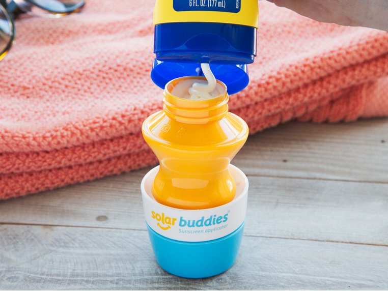 Roll-On Sunscreen Applicator Set by Solar Buddies - 3