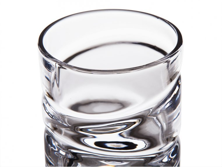 Spinning Whiskey & Spirits Glass by Epicureanist - 3