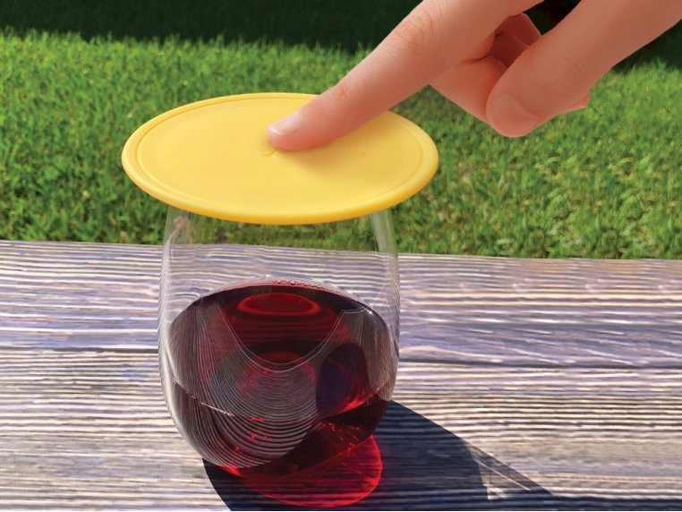 Silicone Outdoor Drink Covers by Drink Tops™ - 2