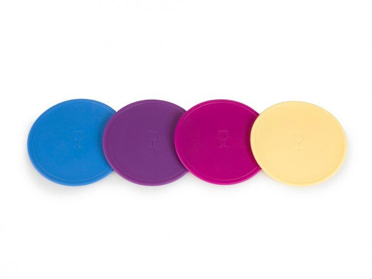 Silicone Outdoor Drink Covers by Drink Tops™ - 5