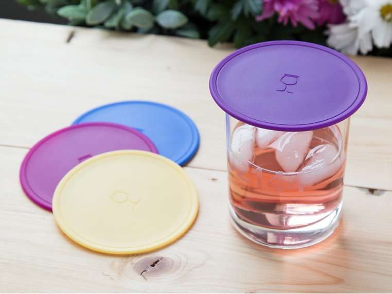 Silicone Outdoor Drink Covers by Drink Tops™ - 1