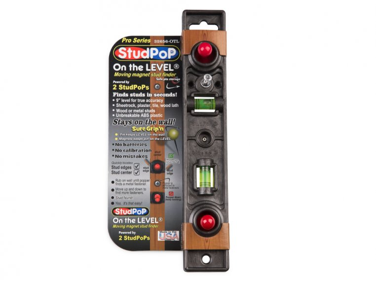 Magnetic Stud Finder & Level by StudPoP - 4